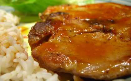 Slow Cooking Pork Chops