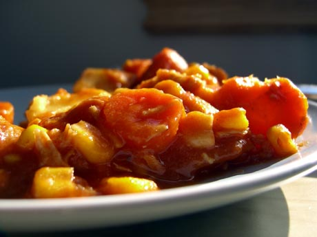 Pork brunswick stew recipe